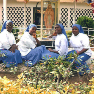 Four postulants in Nigeria